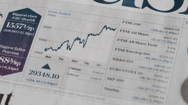 Lån penge til at starte virksomhed eller handle med aktier